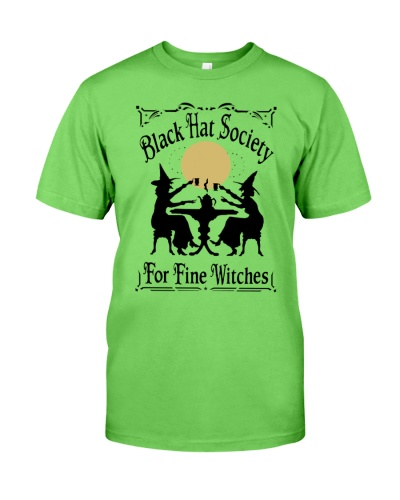 BLACK HAT SOCIETY FOR FINE WITCHES