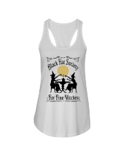 BLACK HAT SOCIETY FOR FINE WITCHES Ladies Flowy Tank thumbnail