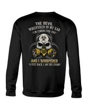 6 FEET BACK - I AM THE STORM Crewneck Sweatshirt thumbnail