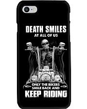 KEEP RIDING Phone Case thumbnail