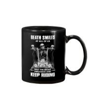 KEEP RIDING Mug thumbnail