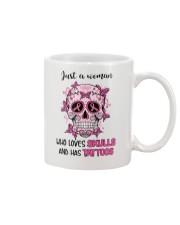 Who loves skulls  Mug thumbnail