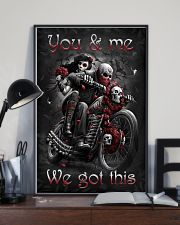 YOU AND ME WE GOT THIS 16x24 Poster lifestyle-poster-2