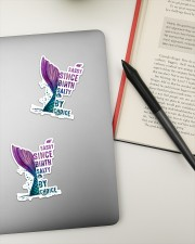 BACK TO THE SEA 5 Sticker - 2 pack (Vertical) aos-sticker-2-pack-vertical-lifestyle-front-19
