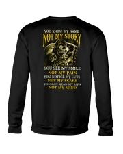 NOT MY STORY T-SHIRT Crewneck Sweatshirt thumbnail