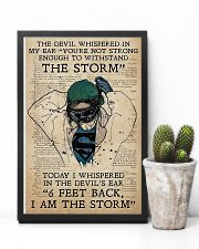I AM THE STORM 24x36 Poster lifestyle-poster-8