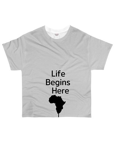 Life begins here