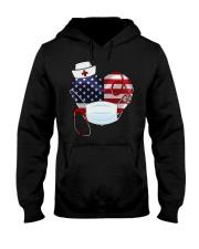 HEART NURSE T-SHIRT  Hooded Sweatshirt thumbnail