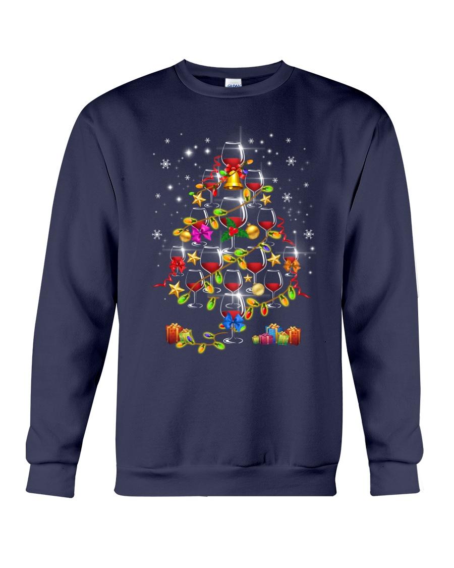 WINE TREE Crewneck Sweatshirt