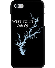 WEST POINT LAKE LIFE Phone Case thumbnail