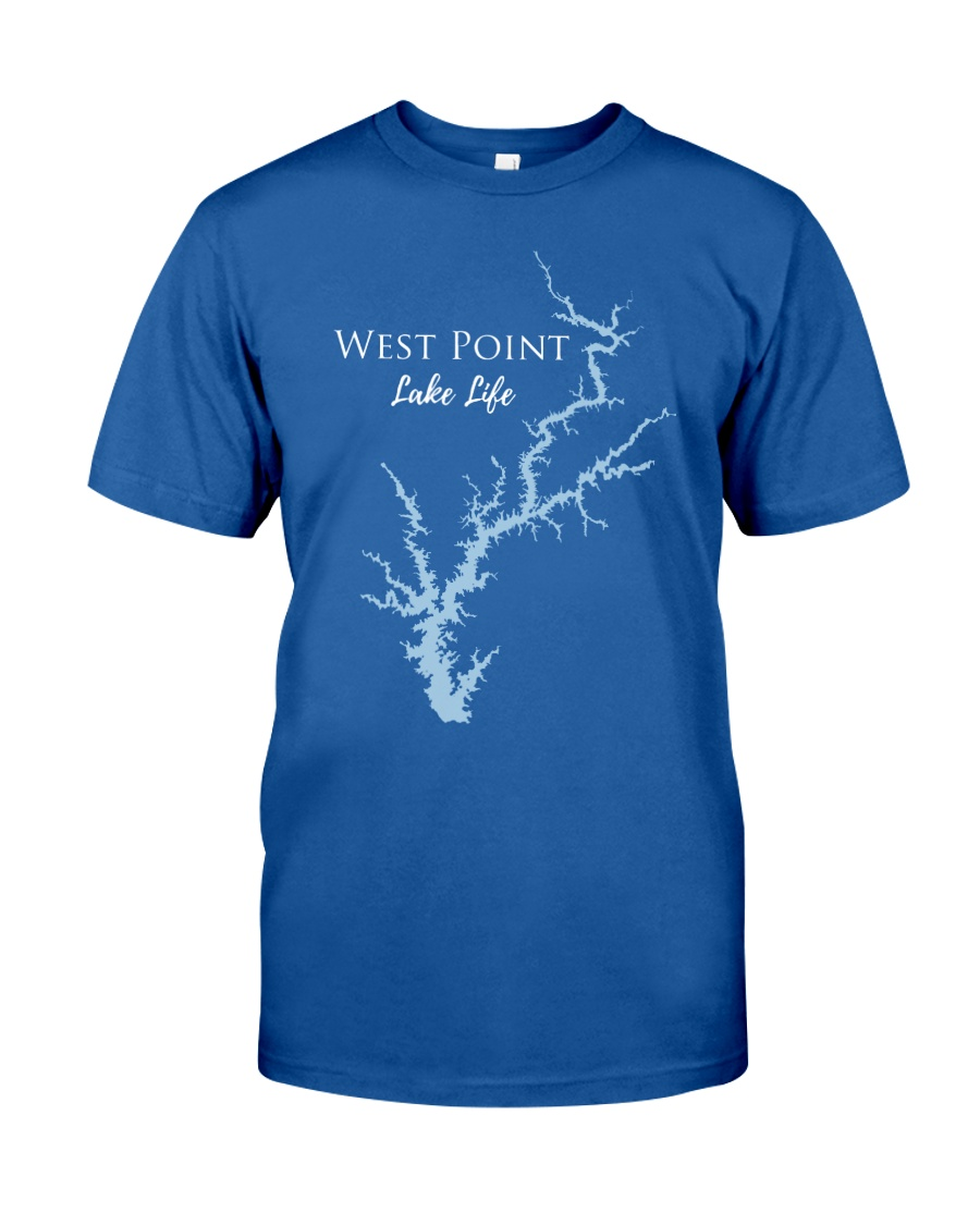 WEST POINT LAKE LIFE Classic T-Shirt
