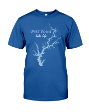 WEST POINT LAKE LIFE Classic T-Shirt front