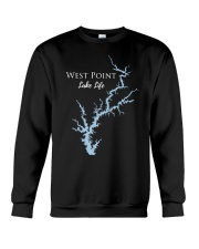 WEST POINT LAKE LIFE Crewneck Sweatshirt thumbnail
