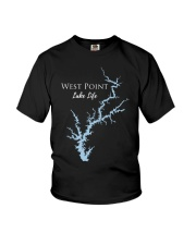 WEST POINT LAKE LIFE Youth T-Shirt thumbnail