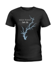 WEST POINT LAKE LIFE Ladies T-Shirt thumbnail