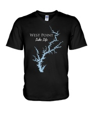 WEST POINT LAKE LIFE V-Neck T-Shirt thumbnail