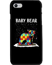 Autism baby bear Phone Case thumbnail
