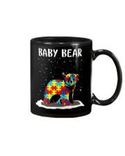 Autism baby bear Mug thumbnail