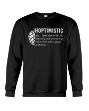 Hoptimist - believing Crewneck Sweatshirt thumbnail