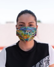Hippie Life 3 Cloth Face Mask - 3 Pack aos-face-mask-lifestyle-03