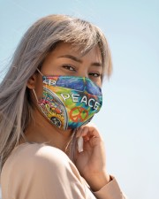 Hippie Life 3 Cloth Face Mask - 3 Pack aos-face-mask-lifestyle-19