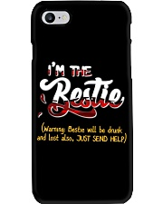 I'M THE BESTIE Phone Case thumbnail