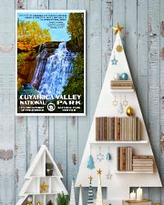 CUYAHOGA VALLEY 11x17 Poster lifestyle-holiday-poster-2