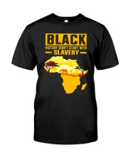 History Classic T-Shirt front