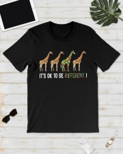 It's ok to be different Classic T-Shirt lifestyle-mens-crewneck-front-17