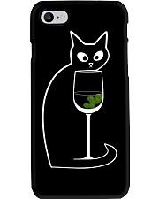 CAT COCKTAIL COSMOPOLITAN Phone Case thumbnail