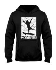 SKATE LIFE - CAT LOVERS Hooded Sweatshirt thumbnail