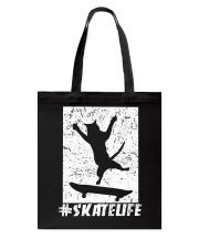 SKATE LIFE - CAT LOVERS Tote Bag thumbnail