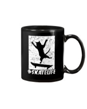 SKATE LIFE - CAT LOVERS Mug thumbnail
