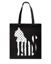 'MERICA CAT Tote Bag thumbnail
