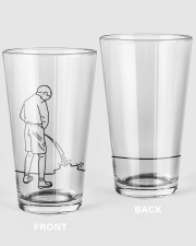 FUNNY PINT GLASS 16oz Pint Glass front