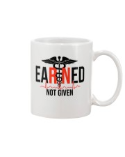 EARNED RN NOT GIVEN Mug thumbnail