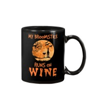 MY BROOMSTICK RUNS ON WINE Mug thumbnail