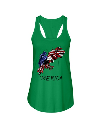 Shirt for Independence day - EAGLE WINGS