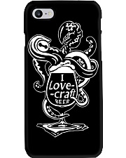 I LOVE CRAFT BEER Phone Case thumbnail