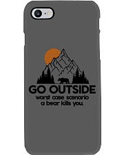 GO OUTSIDE Phone Case thumbnail