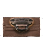 Smile Horse Cloth face mask front