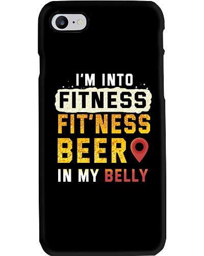 Fit'ness beer in my belly