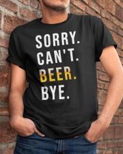 BEER BYE Classic T-Shirt apparel-classic-tshirt-lifestyle-26