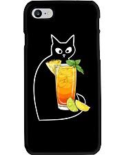 MAI TAI COCKTAIL CAT Phone Case thumbnail