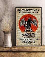 SALEM SANCTUARY 16x24 Poster lifestyle-poster-3