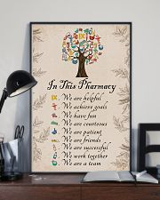 In this pharmacy 11x17 Poster lifestyle-poster-2