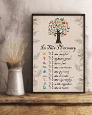 In this pharmacy 11x17 Poster lifestyle-poster-3