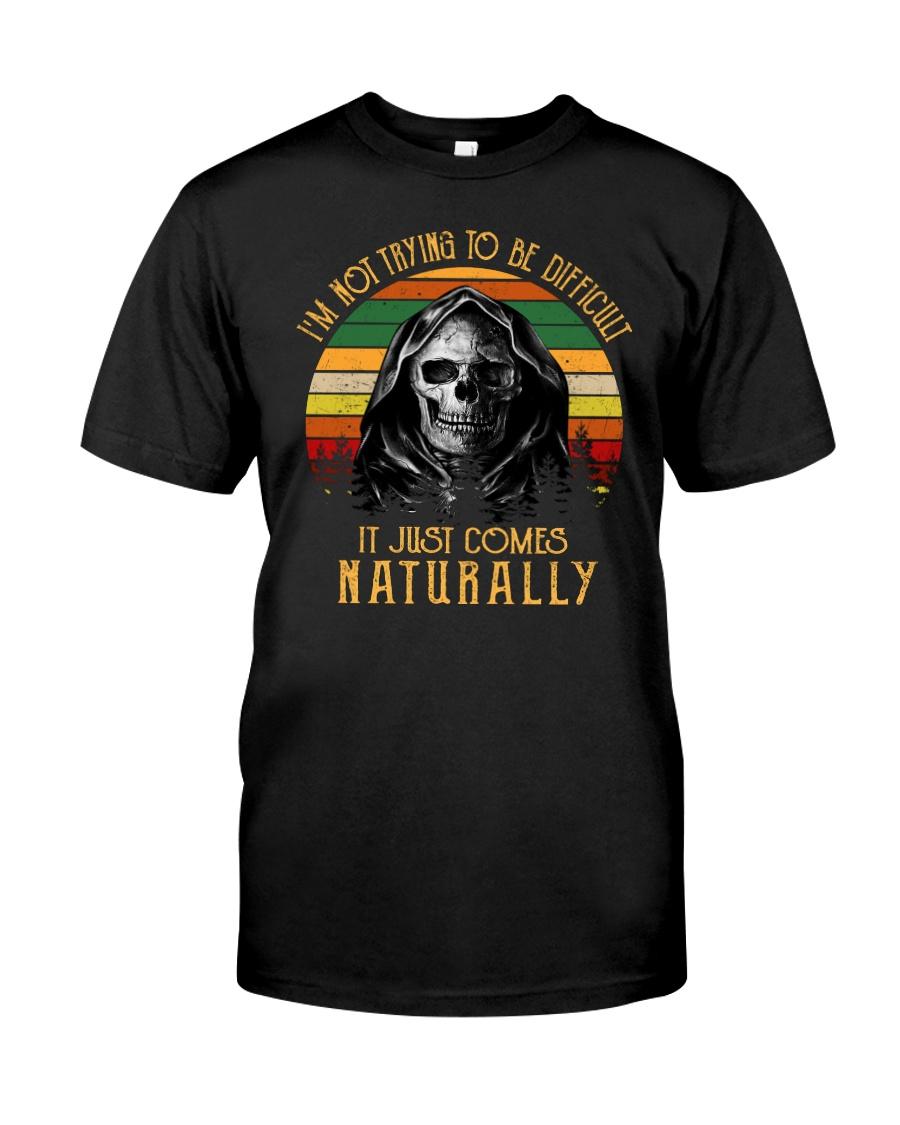 NOT TRYING T-SHIRT Classic T-Shirt