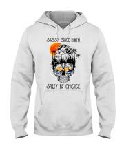 SALTY BY CHOICE Hooded Sweatshirt thumbnail