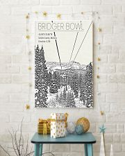 BRIDGER BOWL POSTER 16x24 Poster lifestyle-holiday-poster-3